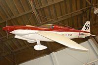 N169MB @ KSEE - At Air & Space Museum Annexe , Gillespie Field , San Diego