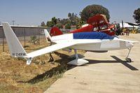 N24RW @ KSEE - At Air & Space Museum Annexe , Gillespie Field , San Diego
