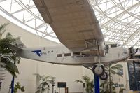 N9637 @ KSEE - At Air & Space Museum Balboa Park  , San Diego