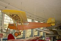 N9265 - At Air & Space Museum  , Balboa Park  , San Diego
