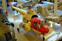 OH-HRC - Mil Mi-1M Hare [96801181] Jyvaskyla-Tikkakoski~OH 14/05/2003