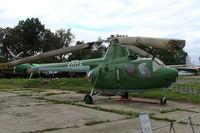 4005 @ LKVY - Mil Mi-1M Hare [404005] Vyskov~OK 09/09/2007 - by Ray Barber