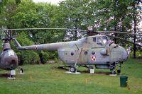 314 - Mil Mi-4A Hound [03141] Drzonow-Lubuskie~SP 16/05/2004 - by Ray Barber