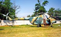 534 @ LHSN - Mil Mi-4A Hound [04146] (Hungarian Air Force) Szolnok~HA 17/06/1996. Former scheme with markings of 13.