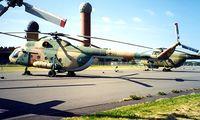 93 01 @ EDBG - Mil Mi-8T [031233] (German Air Force) Berlin-Gatow~D 20/05/1998