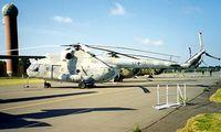 93 92 @ EDBG - Mil Mi-9 [340006] (German Air Force) Berlin-Gatow~D 20/05/1998