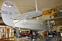 N9236 - At San Diego Air and Space Museum