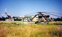 6212 @ LHSN - Mil Mi-8TB [226212] (Hungarian Air Force) Szolnok~HA 17/06/1996 - by Ray Barber