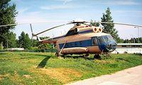 CCCP-25625 - Mil Mi-8T [9775212] (Kossuth Lajos Aviation) Budapest-Csepel~HA 16/06/1996 - by Ray Barber