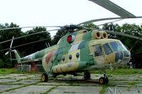 OK-FXE @ LKVY - Mil Mi-8T [10546] Vyskov~OK 09/09/2007