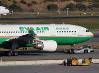 B-16305 @ LOWW - Eva Air Airbus A330 - by Andreas Ranner