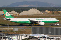B-16305 @ LOWW - Eva Air A330 - by Thomas Ranner