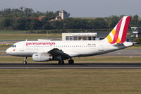 D-AGWE @ LOWW - Germanwings A319 - by Thomas Ranner