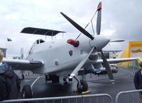 N7555A @ LFPB - Iomax Archangel at the Aerosalon 2013, Paris