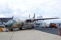 901 @ LFPB - CASA C.295M of the Royal Oman Air Force at the Aerosalon 2013, Paris - by Ingo Warnecke