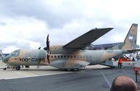 901 @ LFPB - CASA C.295M of the Royal Oman Air Force at the Aerosalon 2013, Paris - by Ingo Warnecke