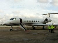 N550GA @ DNMM - Saw this lovely G550 at the Hangar where I work in Logos. - by Ab1966