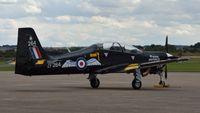 ZF264 @ EGSU - 2. ZF264 at The Duxford Air Show, Sept. 2013.