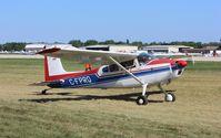 C-FPRQ @ KOSH - Cessna 180G - by Mark Pasqualino