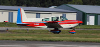 C-GJAM @ CYNJ - On his way to the fuel pumps I think - by Guy Pambrun