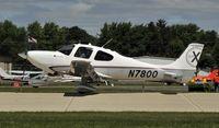 N7800 @ KOSH - Airventure 2013