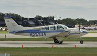 N22334 @ KOSH - Airventure 2013 - by Todd Royer