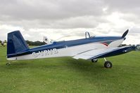 G-VRVB @ EGBK - Attended the 2013 Light Aircraft Association Rally at Sywell in the UK - by Terry Fletcher