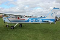 G-BHDM @ EGBK - At the 2013 Light Aircraft Association Rally at Sywell in the UK - by Terry Fletcher