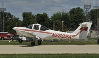 N2602A @ KOSH - Airventure 2013