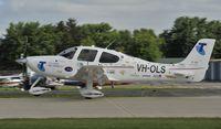 VH-OLS @ KOSH - Airventure 2013