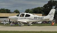 N913AD @ KOSH - Airventure 2013