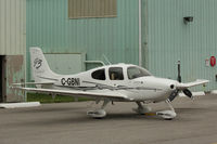C-GBNI @ CYKZ - Cirrus SR22 sits on the ramp at Buttonville Municipal Airport. - by Ron Coates