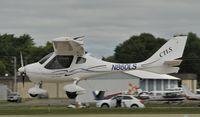 N860LS @ KOSH - Airventure 2013