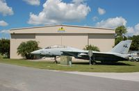 159619 @ LAL - Grumman F-14A Tomcat, 159619, at the Florida Air Museum, Lakeland Linder Regional Airport, Lakeland, FL - by scotch-canadian