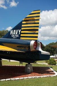 135765 @ LAL - 1953 Convair YF2Y-1 Sea Dart, 135765, at the Florida Air Museum, Lakeland Linder Regional Airport, Lakeland, FL - by scotch-canadian