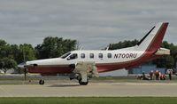 N700RU @ KOSH - Airventure 2013
