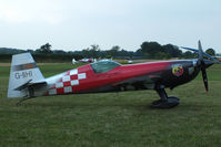 G-IIHI @ EGMJ - at the Little Gransden Air & Vintage Vehicle Show - by Chris Hall