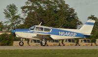 N6465P @ KOSH - Airventure 2013