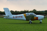 G-BYPN @ EGMJ - at the Little Gransden Air & Vintage Vehicle Show - by Chris Hall