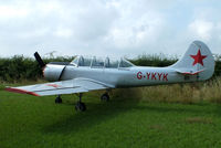 G-YKYK photo, click to enlarge