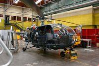 262 @ LFRL - Aérospatiale SA-319B, Lanvéoc-Poulmic Naval Air Base (LFRL) - by Yves-Q