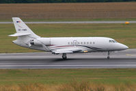 OE-HMR @ VIE - Tupack Dassault Falcon 2000X