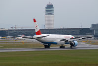 OE-LPD @ VIE - Austrian Airlines Boeing 777-200 - by Thomas Ramgraber