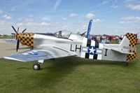 G-BDWM @ EGBK - Photographed at Sywell in the UK during the 2013 Light Aircraft Association Rally - by Terry Fletcher