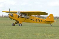 G-BTET @ EGBK - Photographed at Sywell in the UK during the 2013 Light Aircraft Association Rally - by Terry Fletcher