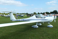 G-FMKA @ EGBK - at the LAA Rally 2013, Sywell - by Chris Hall