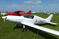 G-CHEX @ EGBK - at the LAA Rally 2013, Sywell - by Chris Hall