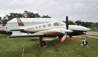 N340HC @ KOSH - Airventure 2013