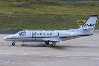 CS-DHQ @ EDDK - Cessna 550 Citation II Bravo - by Jerzy Maciaszek
