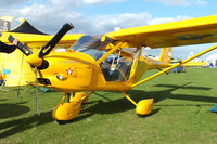 G-CHSY @ EGBK - at the LAA Rally 2013, Sywell - by Chris Hall